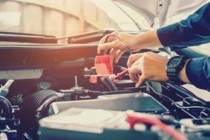 személygépjármű és motor akkumulátor